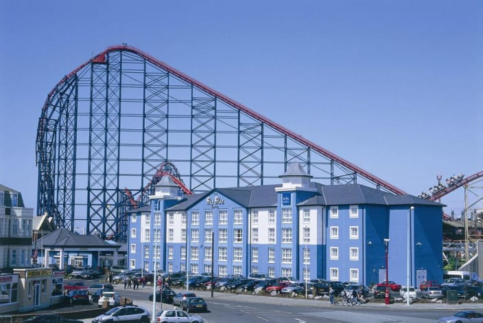 Blackpool Where To Stay