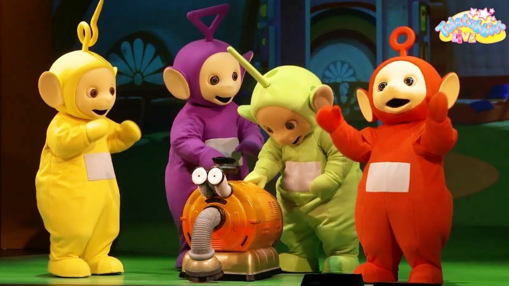 blackpool family shows Teletubbies Live