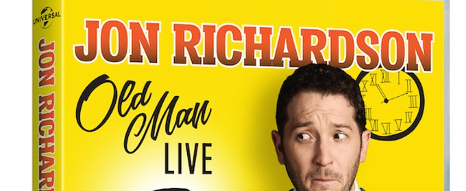 Jon Richardson Old Man Live