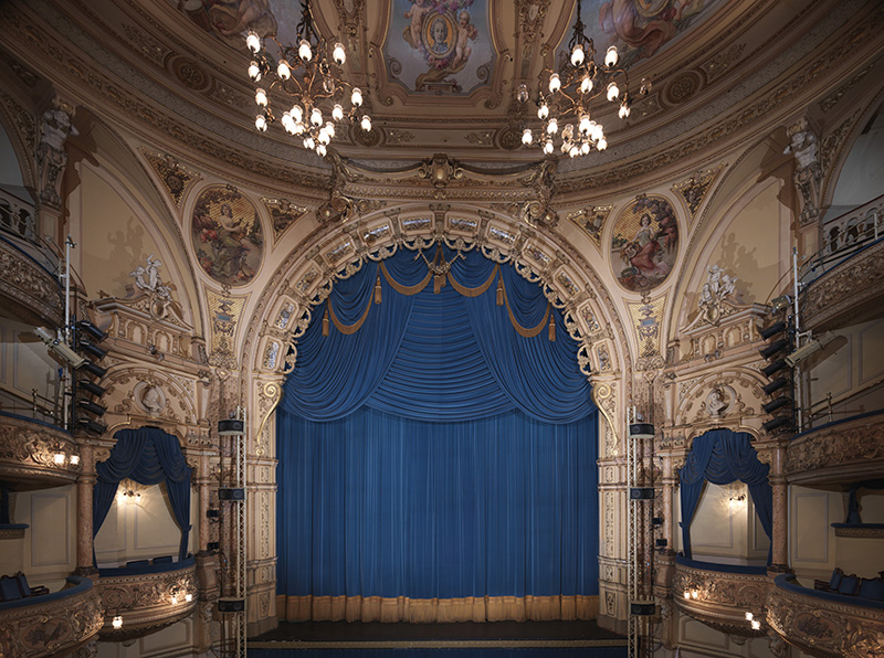 Terms and Definitions of the Theatre