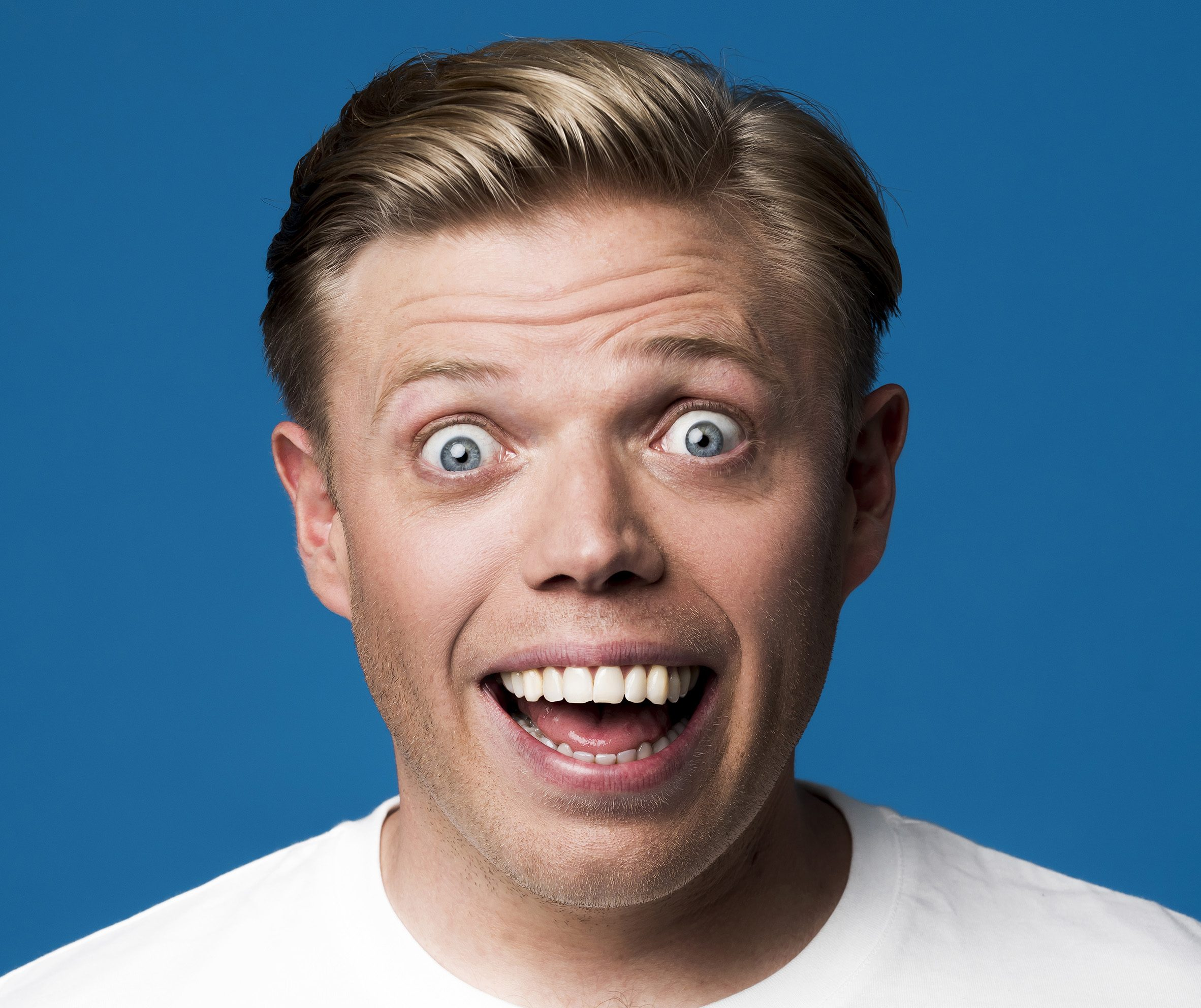 10 Best Stand-Up Comedians - Blackpool Grand Theatre