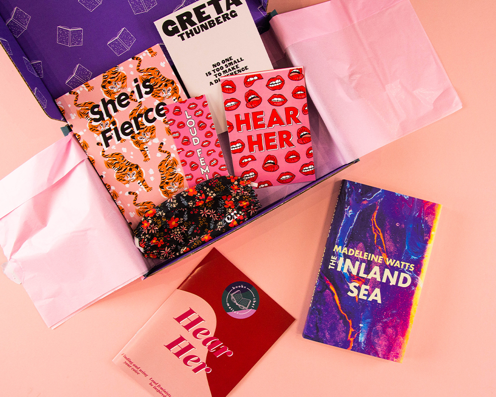 Books that matter - 5 best book subscription boxes