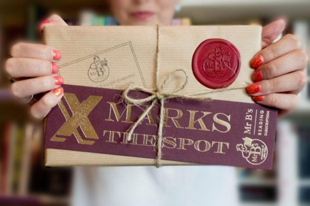 Mr B's Emporium of Reading Delights - Top 5 Best Book Subscription Boxes
