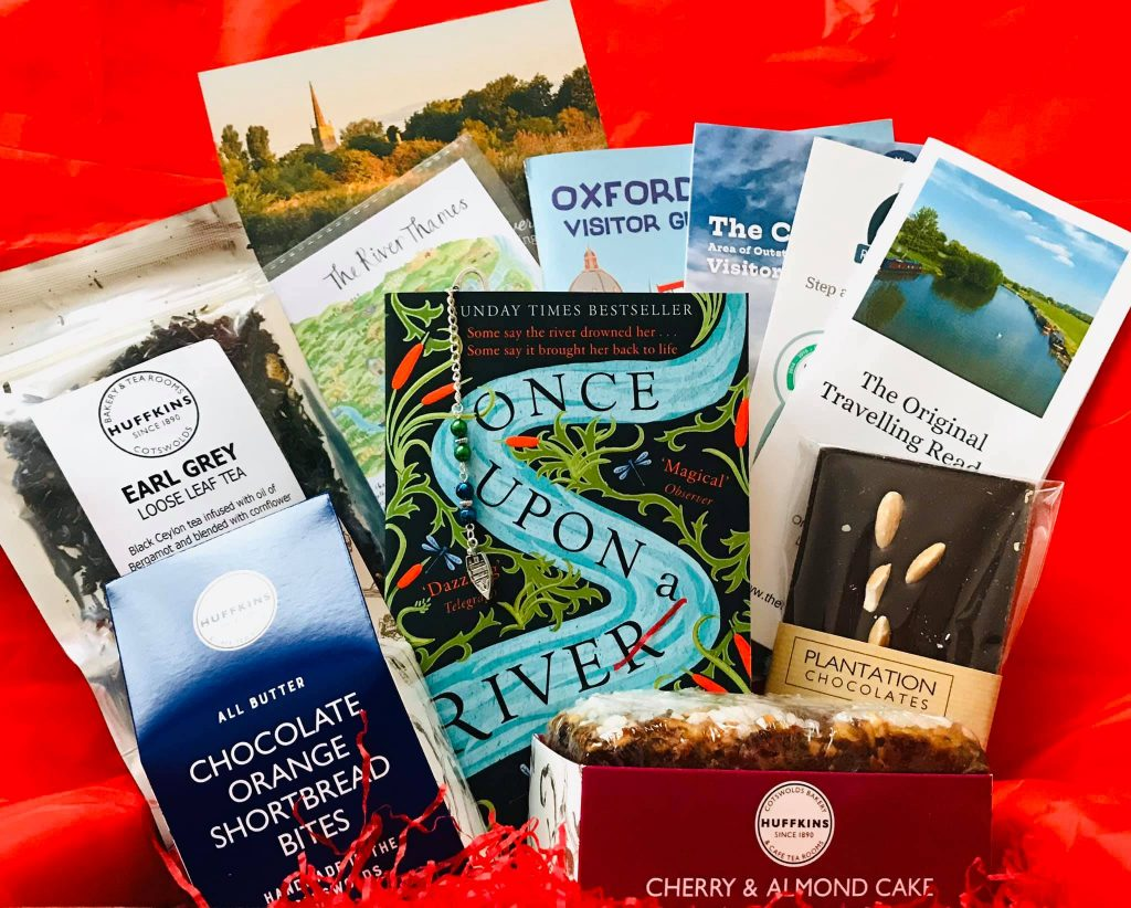 The Travelling Reader - 5 best book subscription boxes