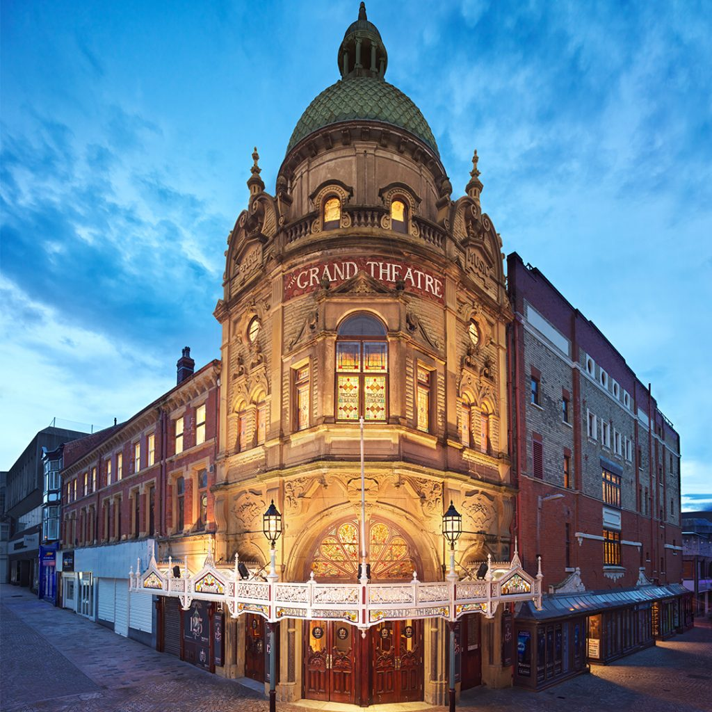 Culture Recovery Fund - Blackpool Grand
