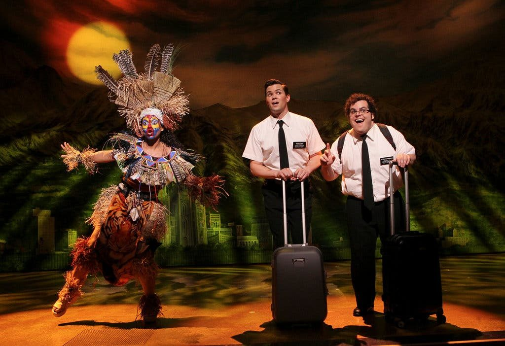 Book of Mormon - Best Stage Comedy Plays