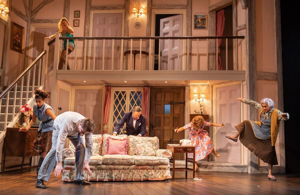 Noises Off - Best Stage Comedy Plays