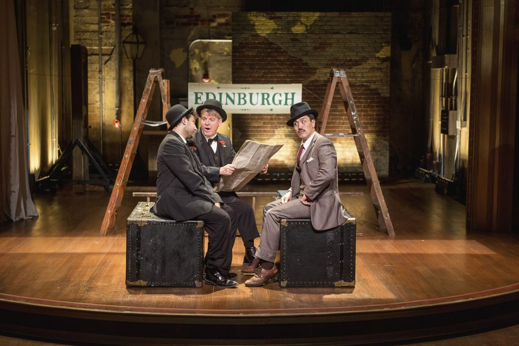 The 39 Steps - Best Stage Comedy Plays